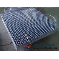 Quality Press-locked Steel Grating, Smooth and Serrated Surface, Integral Structure wholesale
