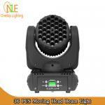 Quality Hotsale 36pcs x 3w beam led dj light CREE LED beam moving head light for DJ Disco Bar wholesale