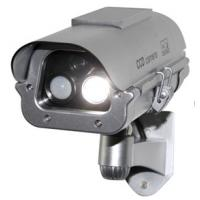 Quality Indoor/Outdoor Security Dummy Cameras with Temperature Sensor DRA41 wholesale