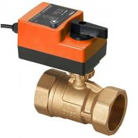 Quality 24vac /dc 3-way DN50 water flow control ball valve,water shut off valve wholesale