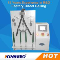 Quality 35kg Weight CE Certificate 28×55×66cm Handle Fatigue Testing Equipment With One Year Warranty wholesale