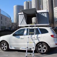 Quality Tear Resistant Car Top Tent Hard Shell With Clipper - Built Design wholesale