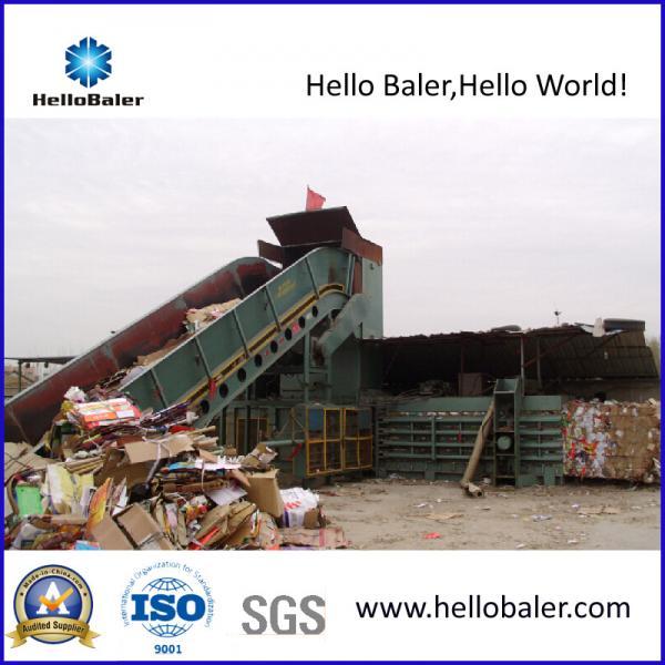 cardboard baler machine for sale