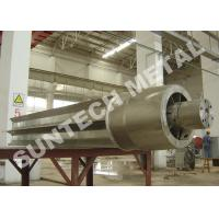 Quality Alloy 20 Clad Wiped Thin Film Evaporator for Chemical Processing wholesale