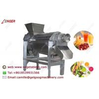 China High efficient energe saving automatic spiral juice extractor for sale on sale