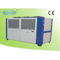 Quality Indoor Industrial Air Cooling Screw Chiller With CE Certificate wholesale