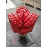 Quality IADC437 IADC637 Tricone Drill Bits Water Well Drilling Forging Processing wholesale