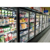 Buy cheap Superstore Cold Chain Multideck Display Fridge For Fresh Meat And Sausages from wholesalers