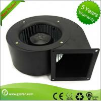 Quality Low Noise Forward Curved Blower / DC Centrifugal Fan For Fresh Air System 160mm wholesale