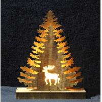 China indoor christmas tree home decoration light battery operated light on sale