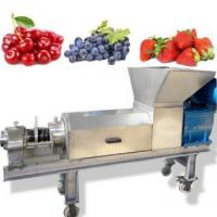 Quality circular Mesh fruit and vegetable pulp press machine wholesale