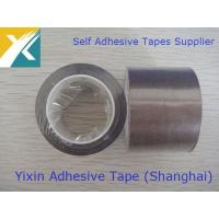 China PTFE cloth tape solvent resistant tape oil resistant tape high temperature masking tape heat-sealing tape on sale