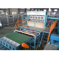 China Large Egg Tray Production Line Capacity 50000pcs Per Working Day on sale