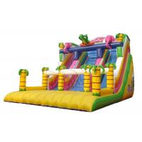 China Durable Large Inflatable Slide WSS-102 CE UL EN14960 Certificated on sale