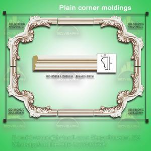 Quality PU Cornices Moulding/polyurethane corner For Sales wholesale