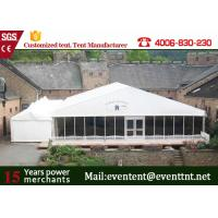Quality 30m Width 2000 People Easy Installation Sport Event A Frame Tent With Clear Span Structure wholesale
