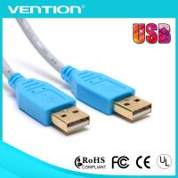 Quality A Male to A Male USB 2.0 Exension Cable / Charging Data Cable for Samsung Cell Phone wholesale