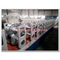 Buy cheap Cold Rolled U Profile Channel Sheet Manufacturing Machine with Automatic Cutting from wholesalers