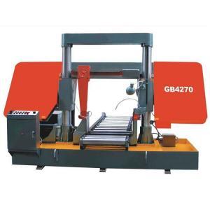 China GB4270 Industrial Cutting Machine , Metal Belt Drive Band Saw Cutting Machine on sale