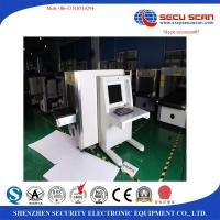 Quality high securty inspection x-ray systems for luggage control with remote workstation for sale