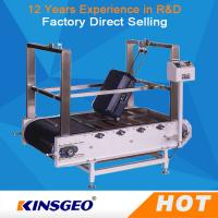 Quality Electronic Luggage Testing Machines , Wheeled Luggage Down The Stairs Tester wholesale
