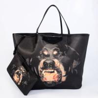 Buy cheap  Designer Fashion Dog Head Tote,100% Genuine Leather Women Handbags Super A 1:1 Quality from wholesalers