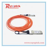 Quality Telecom Networking AOC 40G QSFP+ Active Optic Cable wholesale