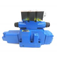 Quality 4WRZE25 Series Rexroth Hydraulic Valves / Proportional Directional Valves wholesale