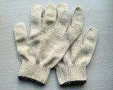 China Knitted Cotton Gloves on sale