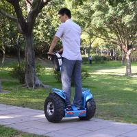 Quality FCC Electric Chariot Scooter /Standing Motor Scooter 800mm - 1100mm Handle Adjustable wholesale