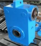 Quality Worm -Gear Speed Reducer , Helical Gear-Bevel Gear Decelerator wholesale