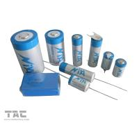 China Low Self-discharge LiSOCl2 Battery 3.6V for Communication Equipment on sale