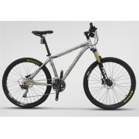 "Quality Tianjin manufacture  High grade  26"" Titanium alloy mountain bike OEM with Shimano 30 speed wholesale"