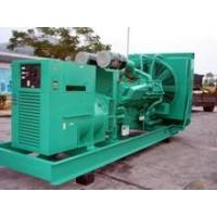 China High Power Open Diesel Generator , 3PH 380V 1250KVA 1000 KW Diesel Generator on sale