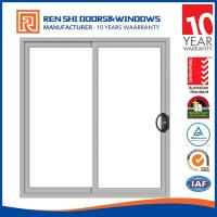 Quality Office sliding glass window/Aluminium double glazed windows and doors comply with Australian standards & NZ standards wholesale