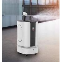 Quality Stable Running Hospital Delivery Robot , Portable Disinfection Robot wholesale