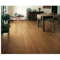 Cheap Carbonized Floating Bamboo Flooring for sale