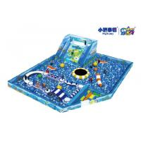 China Colorful Children'S Ball Pit Balls , Play Center Inflatable Plastic Ball Pool Balls on sale