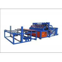 Quality Field Secure Fence Mesh Welding Machine With Auto Cutter One Year Warranty wholesale