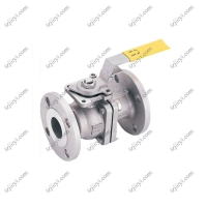 China WCB ball valve DN50 2 PIECE BALL VALVE Flange 300LB ball valve Q41F on sale