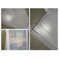 China Hot Press Laminate Smart Card Material PETG Plastic Card Core Sheet on sale