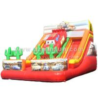 Quality Popular Commercial cheap giant Inflatable Slide for sale wholesale