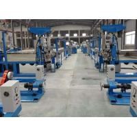 Quality Multi Function TPU / LSHF Cable Extruder Machine High Speed 26x3.4x2.8m Size wholesale