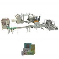 China Durable Facial Tissue Paper Making Machine Wide Packing Range Easy To Adjust on sale
