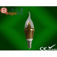 Quality E12 Fluorescent Dimmable LED Light Bulbs Energy Saving 90 Lm/w 800lm 10 Watt wholesale