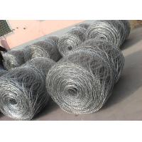 Quality Hot - Dipped Galvanized High Tensile Barbed Wire 10BWG x 12BWG Per Roll wholesale