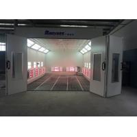 Buy cheap 6.9m Standard Car Spray Booth Infrared Heating High Efficiency For Garage Usage product