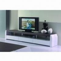 Quality TV Stand with MDF, High Glossy, Painting and Hardware wholesale