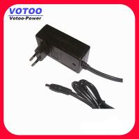Quality Wall Mount Type 9V Switching Power Adpater 2.5A Power Source For POS Terminal wholesale