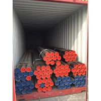 Quality Welded Circular Coated Steel Pipe 1.0031 Non Alloy EN 10296-1 2003 E190 Grade wholesale